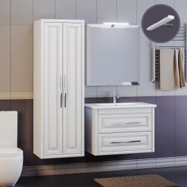 Мебель для ванной Smile Касабланка 80 бежевая