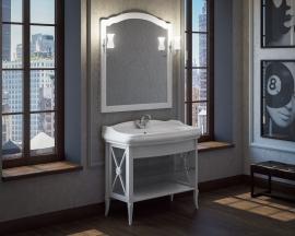 Мебель для ванной Smile Империал 100 белая