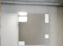 Зеркало Smile Санторини 100 с подсветкой