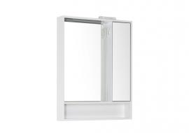 Зеркало Aquanet Коста 65 белое