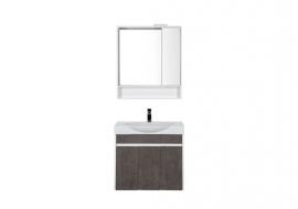 Мебель для ванной Aquanet Коста 76 белый/дуб антик