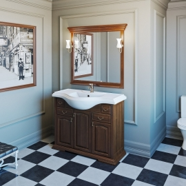 Мебель для ванной Opadiris Риспекто 100 нагал