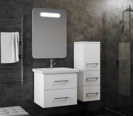 Мебель для ванной Smile Арабеско 70 белая