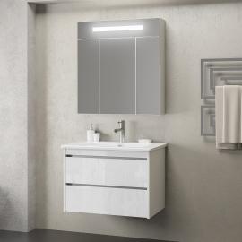 Мебель для ванной Smile Фреш 80 белая
