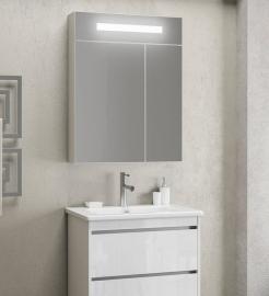 Мебель для ванной Smile Фреш 60 белая