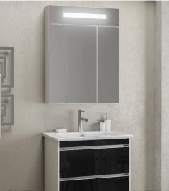 Мебель для ванной Smile Фреш 60 белая/черная