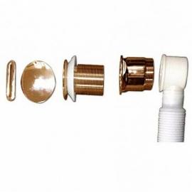 Слив-перелив для ванн BelBagno BB39-OVF-BRN