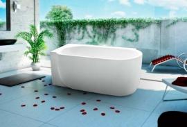 Акриловая ванна BelBagno BB11 170*75 левая