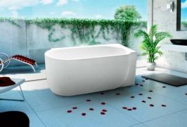 Акриловая ванна BelBagno BB11 150*70 правая
