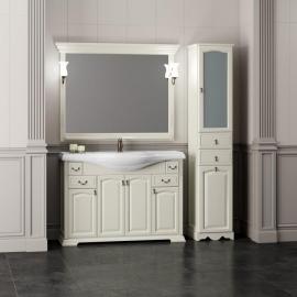 Мебель для ванной Opadiris Риспекто 120 слоновая кость