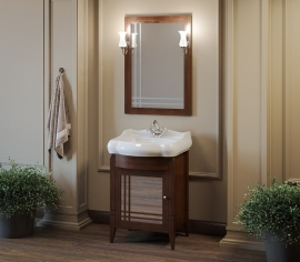 Мебель для ванной Opadiris Сакура 60 левая