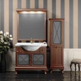 Мебель для ванной Opadiris Борджи 95 светлый орех