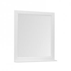 Зеркало Aquanet Бостон 80 белое
