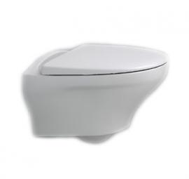Унитаз подвесной Gustavsberg Estetic Hygienic Flush GB1183300R1030 микролифт
