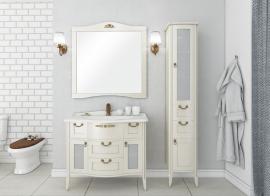 Мебель для ванной Акватон Версаль 100 слоновая кость
