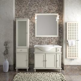 Мебель для ванной Opadiris Санрайз 90 левая