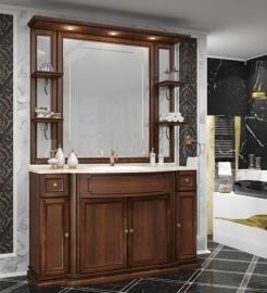 Мебель для ванной Opadiris Корсо Оро 11 светлый орех