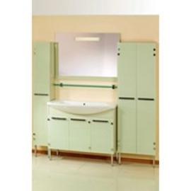 Мебель для ванной Gemelli Glass 108