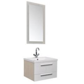 Мебель для ванной Aquanet Нота 58 лайт белая