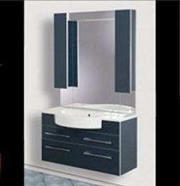 Мебель для ванной Gemelli Wenz Fonte v 105