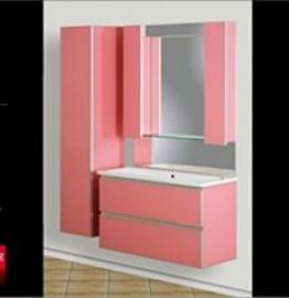 Мебель для ванной Gemelli Wenz Quadro v 100