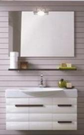 Мебель для ванной Edmo Onda белый