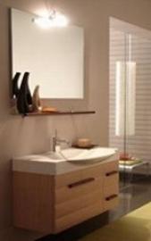 Мебель для ванной Edmo Onda дуб