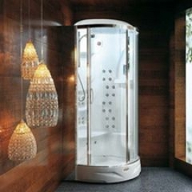 Душевая кабина Jacuzzi Flexa Thema 100 Platinum ELT4 Sx (9447-139A)